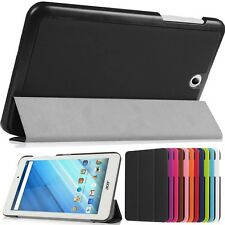 """Colorful PU Leather Stand Flip Case Cover For 8"""" Acer Iconia One 8 B1-850 +Film"""