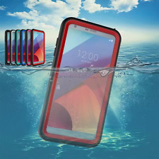 Shockproof waterproof case Underwater 2M life water Dirt Proof Cover For LG G6
