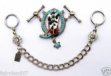 """Lunch at the Ritz 2Go """"RHINESTONE COWGIRL"""" Set Toggle & Bracelet -    MSRP $104"""