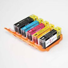 PGI-220 / CLI-221 Refillable Edible Ink Cartridges for Canon MX870 MADE IN USA