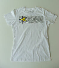 "ROCKSTAR ENERGY DRINK ""CAIA"" LADIES / WOMENS T SHIRT ALL SIZES /ONE INDUSTRIES"