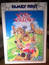 Wind in the Willows R2 DVD VGC John Cleese, Eric Idle, Victoria Wood