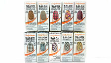 Sally Hansen Salon Effects Real Nail Polish Strips,10 Assorted Colors & styles.