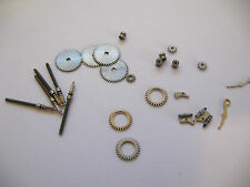 VALJOUX 69  ASSORTED WATCH MOVEMENT PARTS