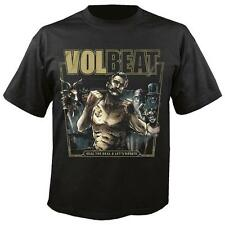 VOLBEAT T-SHIRT SEAL THE DEAL & LETS BOOGIE SIZE M-L-XL-XXL New