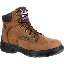 Mens Georgia FLXPoint Waterproof Composite Toe Work Safety Boots Size 7-15 G6644