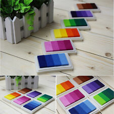 Craft DIY Card Making Oil Based Ink Pad Print For Rubber Stamps Paper Wood
