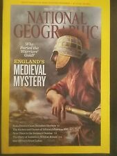 National Geographic November 2011 England's Medieval Mystery