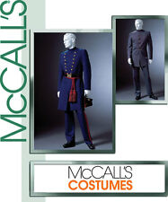 McCalls 4745 - Men's Civil War Costume Pattern, Size XLG- XXXL
