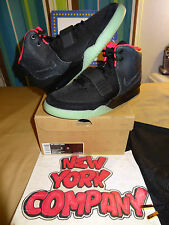 "Nike Air Yeezy 2 NRG ""Solar Red"" 508214 006 blink ii kanye west platinum zen net"