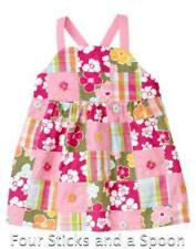 """""""NWT"""" Gymboree Girl's Pink Floral Reef Patchwork Criss Cross Tank Top Size: 10"""