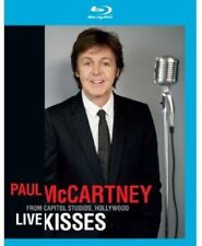 Paul McCartney: Live Kisses From Capitol Studios, Hollywood BLU RAY  THE BEATLES