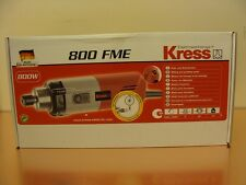 Kress 800 FME Spindle  from Kress Recommended Supplier with 2 Year UK Warranty