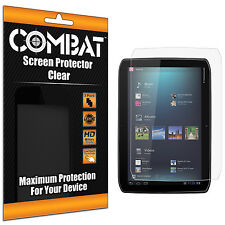 3X COMBAT HD Screen Protector Cover Shields For Motorola Droid XYBoard 8.2
