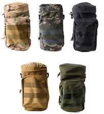TACTICAL OUTDOOR HUNTING MOLLE H2O POUCH