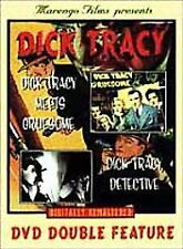 Dick Tracy Double Feature: Dick Tracy, Detective/ Dick Tracy Meets Gruesome (DVD