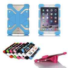 "Universal Shockproof Silicone Soft Stand Case Cover For 7""-8"" Inch tablet PC MID"