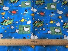 Fabric~Cotton Flannel/Flanelette~ Kids~Characters - Style 12