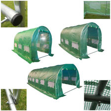 Normal / Fully Galvanised Frame Polytunnel Polly Tunnel Greenhouse Pollytunnel