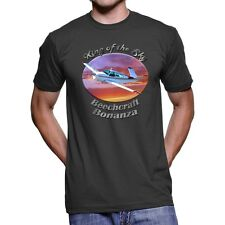Beechcraft V35 Bonanza King Of The Sky Men's T-Shirt