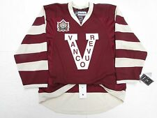 VANCOUVER CANUCKS AUTHENTIC 2014 HERITAGE CLASSIC REEBOK EDGE 2.0 7287 JERSEY