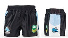 ISC Cronulla Sharks ISC Mens Supporter Shorts S-3XL