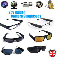 2016 HD SPY Hidden DVR Camera Eyewear Sunglasses Cam Video DV Recorder UK STOCK