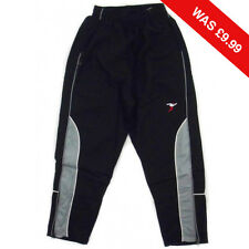 Precision Training Kids Black/White Ultimate Training Trousers