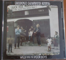 Creedence Clearwater Revival Willy and the Poor Boys CD
