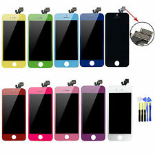 Multicolor LCD Display+Touch Screen Digitizer Assembly Replace For iPhone 5 5G