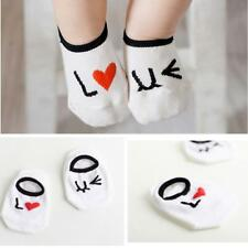 Baby Socks Boy Girl Cotton Anti Slip Floor Socks NewBorn Toddler Socks Age 0-4Y