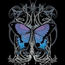 Goth Butterfly T-Shirt All Sizes & Colors (339)