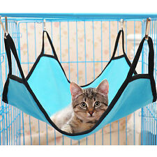 Pet Dog Cat Hammock Soft Bed Animal Hanging Pupply Comforter Ferret Cage House