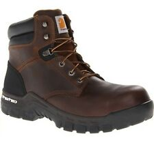 Carhartt Mens Work Flex Safety Tie Up Work Boots CMF6366 NIB