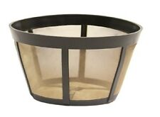 Gold Tone GoldToneTM Reusable Basket Coffee Filter, Fits BUNN®* Commercial