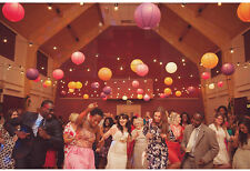 "Colorful Chinese Paper Lantern Wedding Party Decoration 6""8""10""12""14""16""20"""