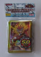 Yugioh Konami Official Card Sleeves, Zexal Japanese sealed