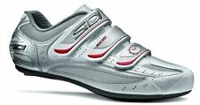 CYCLING SHOES SIDI SDS NEVADA color SILVER-WHITE