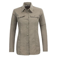 Womens Quick Dry Hiking Camping Shirts Outdoor Sunscreen Breathable Blouse Shirt