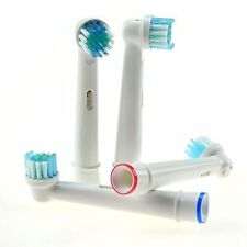 Replacement Electric Toothbrush Heads Compatible With Braun Oral-B Models