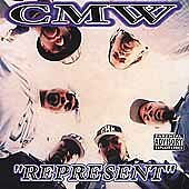 Represent [PA] by Compton's Most Wanted (CD Half Ounce Records) BRAND NEW/SEALED