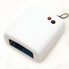 2013 New Nail Art UV Salon Gel 36W Curing Tube Light Dryer 4 X 9W Lamp