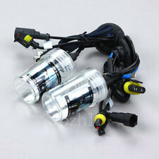 2Pc Car 35W/55W HID Xenon Headlight Lamp Head Light For H3 Bulbs Replacement NEW