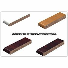 LAMINATED WINDOW CILL INTERNAL WINDOW SILL, FREE END CAPS & FREE DELIVERY.