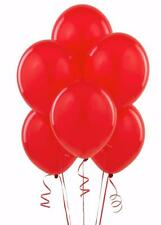 25 Red Helium QLTY Large Balloons/Kids Party Decorations/Weddings/Party Supplies