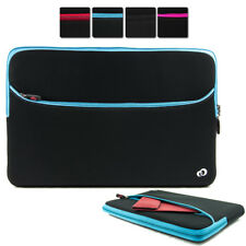 Universal 15 15.6 inch Laptop Neoprene Zipper Sleeve Bag Case Cover 15G21