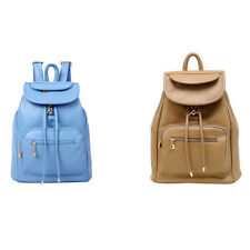 1 NEW Women's Backpack Travel PU Leather Handbag Shoulder School Bag  QQ