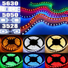 SMD 3528 5050 5630 5/10/15M RGB 300 LED Flexible Strip Light Non- Waterproof