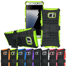Heavy Duty Rugged Hybrid Case Kickstand Hard Cover For Samsung Galaxy Note 7