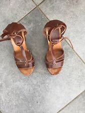 Women's New Look High Heeled Sandal Size 3